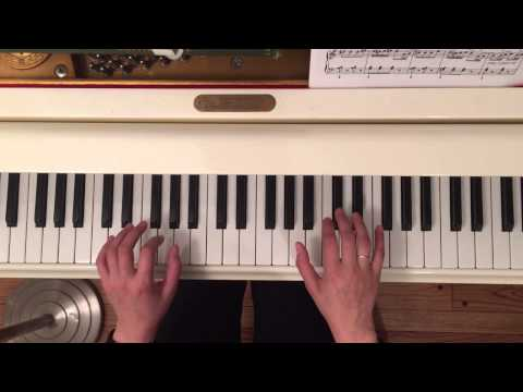 Sonatina In C Major (2nd Movement) [Solo Piano] - Tobias Haslinger (1787-1842)