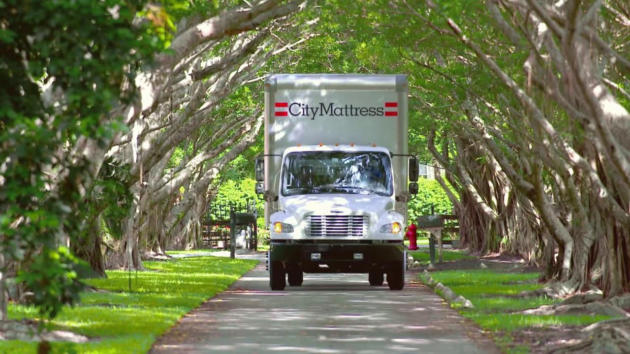 City Mattress Presidents' Day Sale