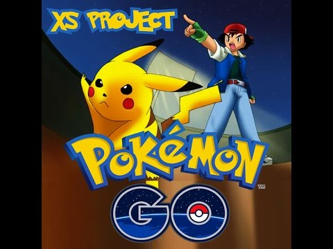 Клип XS PROJECT - Pokemon Go