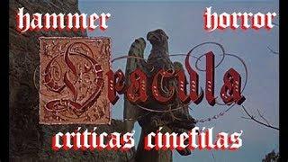 CICLO LOS TERRORES DE LA HAMMER. DRACULA De Terence Fisher (1958) Critica.