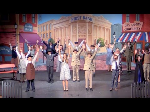 Arrupe Division Musical Production: Its A Wonderful Life
