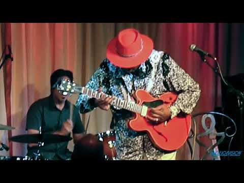 """Eddy """"The Chief"""" Clearwater Live @ The Bull Run 7/29/17"""