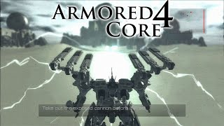 Armored Core 4 - PS3 / 360 - 30 Minute Gameplay