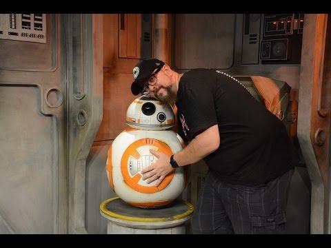 Star Wars runDisney Half Marathon Expo, Character Meets At Hollywood Studios, The Polite Pig