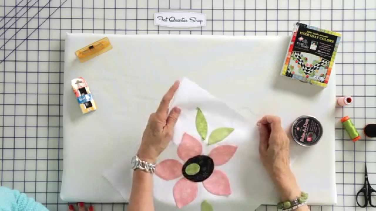 How to hand stitch applique by jill finley of jillily studio fat