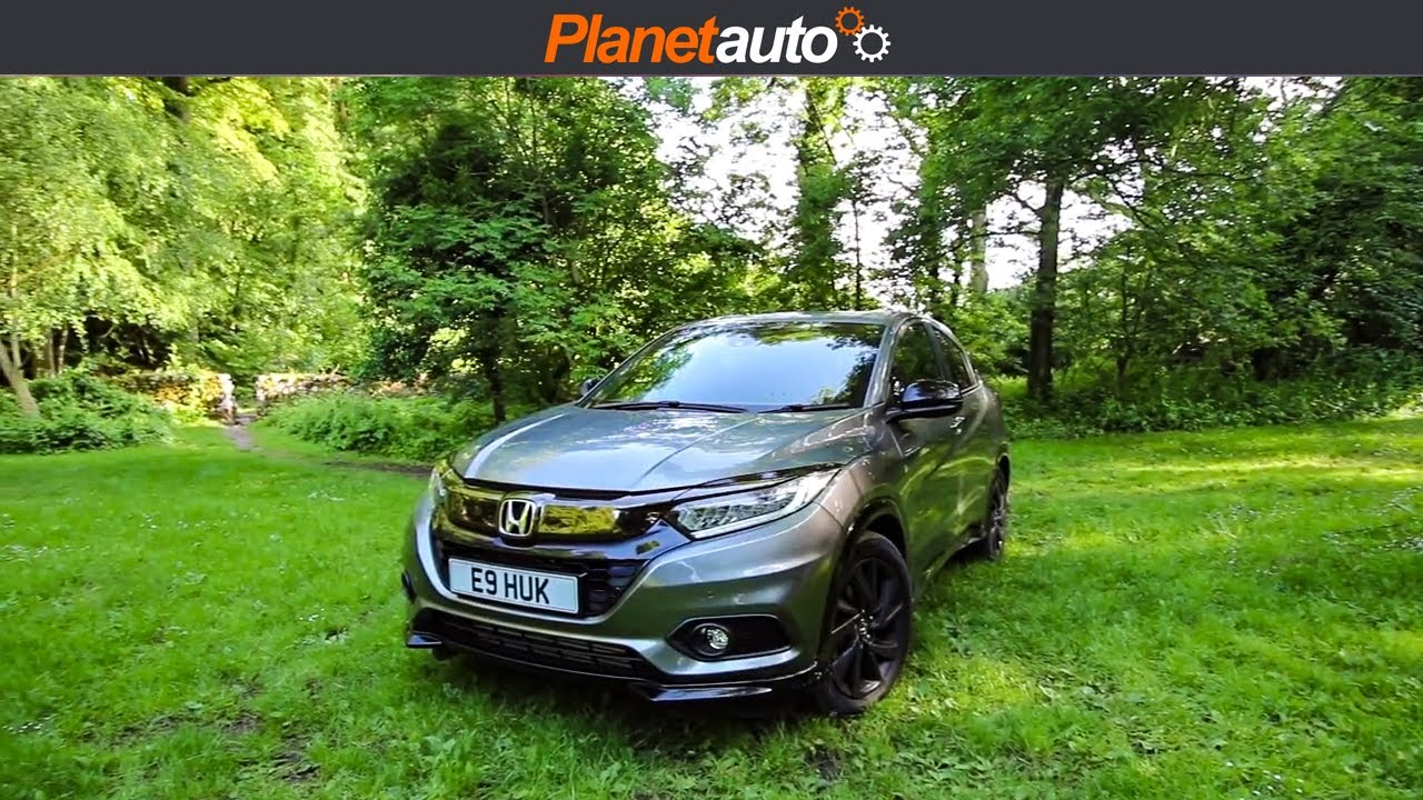 Honda Hrv Sport 2019 Review And Road Test Youtube