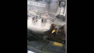 Скрежет при запуске двигателя Chevrolet Aveo 1.5