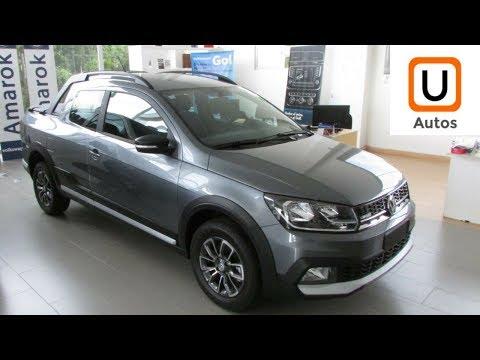 Volkswagen Saveiro Cross 2018 UNBOXING #NetUAutos