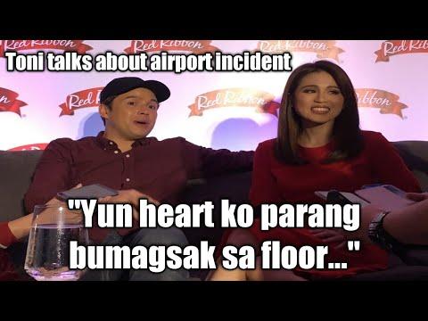 """""""yun heart ko parang bumagsak sa floor...""""Toni sa ngyare kay Seve"""