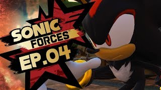 Sonic Forces PS4 Pro 4K Gameplay Walkthrough Playthrough Let's Play (Full Game) - Part 4 Hard Mode
