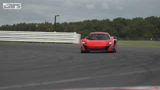 McLaren 675LT. First drive. Chris Harris on Cars