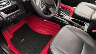 MatMetrics.com - Subaru WRX / Forestor Custom Car Floor Mats