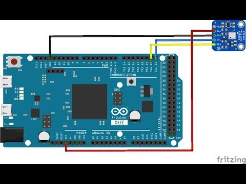 BMP180 Arduino Tutorial | Measure Pressure & Temperature
