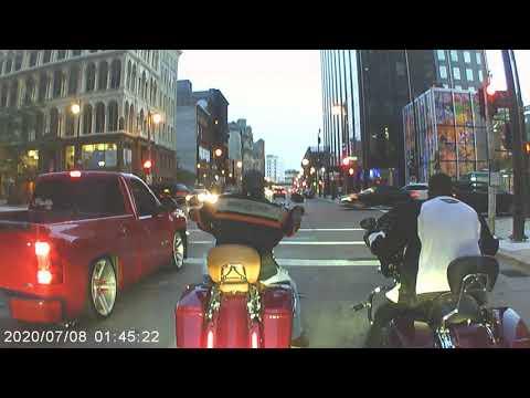 A Ride Around City Of Milwaukee