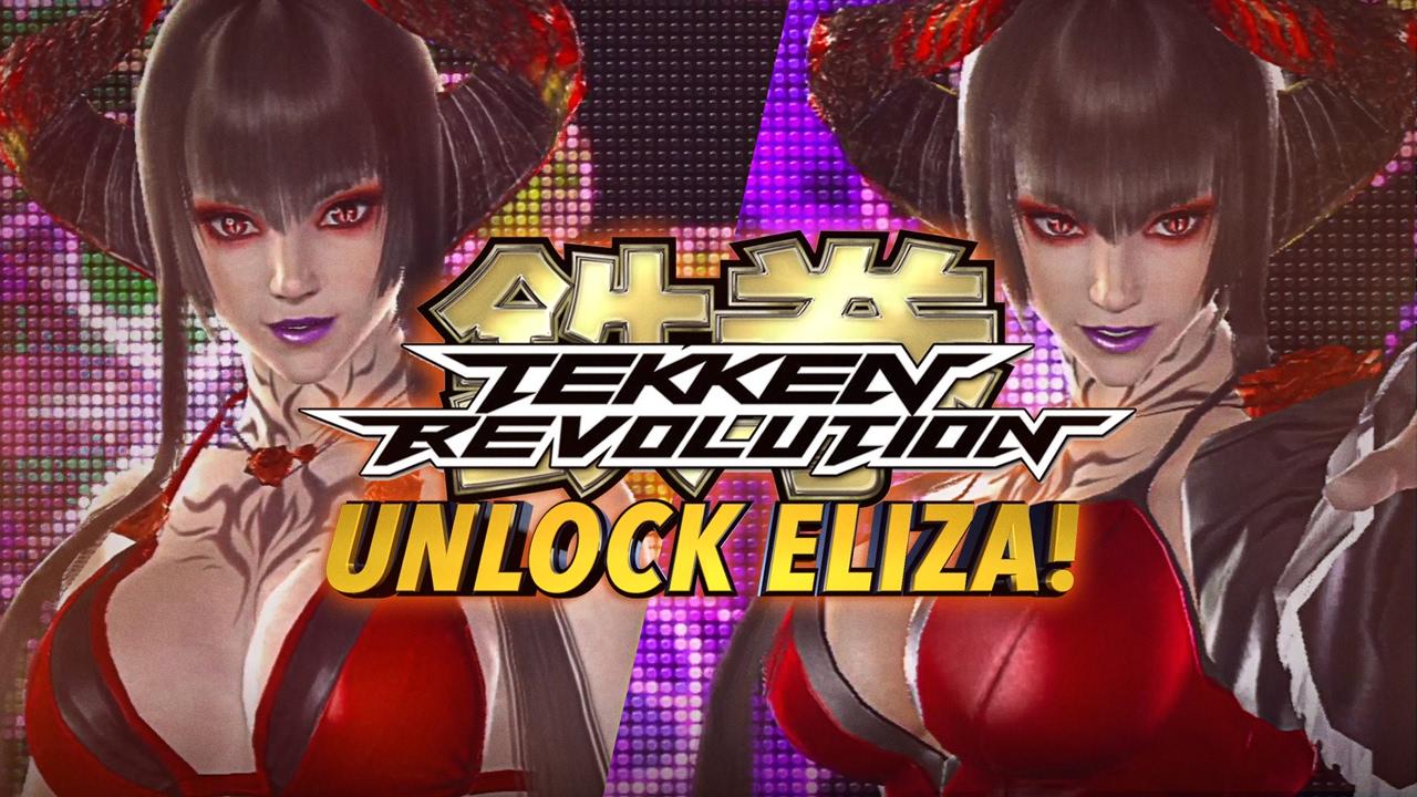 Lets Talk TEKKEN REVOLUTION | Play as ELIZA & Unlock All ...