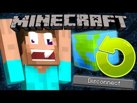 Thumbnail: If Logging Off Reset The World - Minecraft