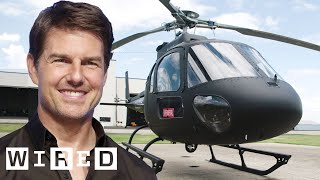 How Tom Cruise Learned to Fly a Helicopter Stunt for Mission: Impossible - Fallout | WIRED