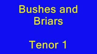 Bushes and Briars tenor1