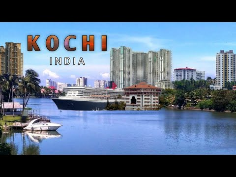 KOCHI City (2020) - Views & Facts About Kochi City || Kerala || India || Plenty Facts || Cochin ||