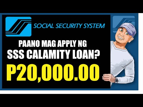 How To Apply for SSS Calamity Loan (2020) | E-LEARNING VIDEO | iSirMac from YouTube · Duration:  3 minutes 38 seconds