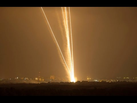 Psalm 83 : Truce is broken as Hamas fires rockets into Israel (Aug 14, 2014)