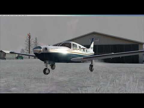 FSX/P3D Alabeo PA32 Saratoga II TC