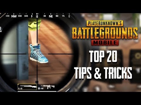 Pubg Mobile Tips And Tricks Youtube
