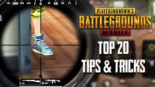 Top 20 Tips \u0026 Tricks in PUBG Mobile | Ultimate Guide To Become a Pro #2