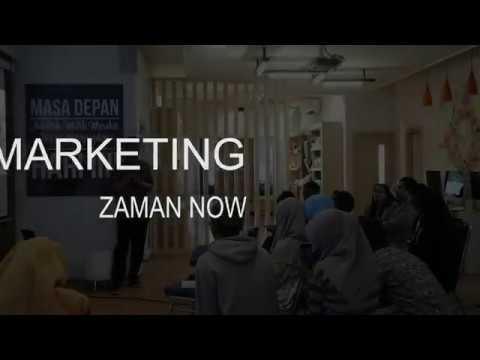 Workshop Bisnis Marketing Zaman Now - Program Mbois 2018