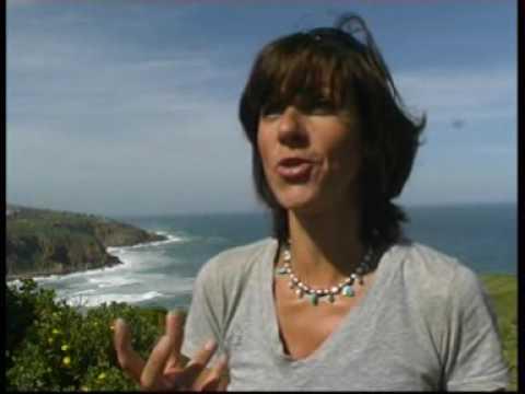 Julia Bradbury Visits Mossel Bay