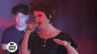 "Ladytron — ""Destroy Everything You Touch"" — MTV Iggy Live"