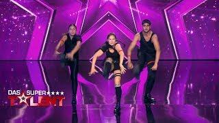 Diese Tanzperformance hat BÄM! | Das Supertalent 2018 | Sendung vom 08.12.2018