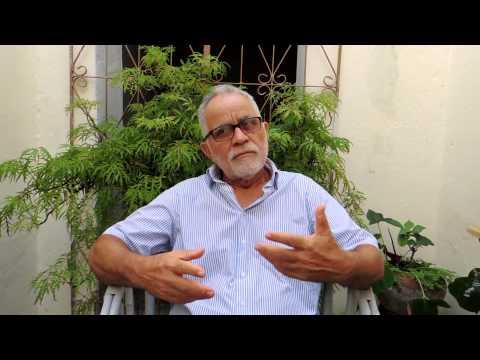Padre Machado Falando Sobre Experiência Com O Sem-Árido
