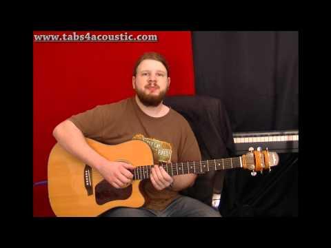 Cours de guitare : Les accords barrés pour les débutants - Partie 1