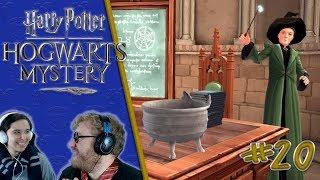 HARRY POTTER: HOGWARTS MYSTERY I #20 I NUEVO CURSO!!