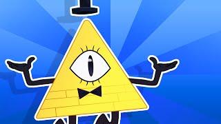 YO MAMA SO STUPID! Gravity Falls - Bill Cipher
