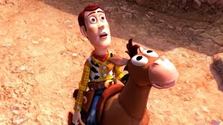 Toy Story 3 - Train Rescue Loco Motives Bullseye Train