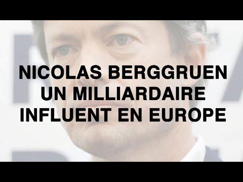 Nicolas Berggruen, Un Milliardaire Influent En Europe