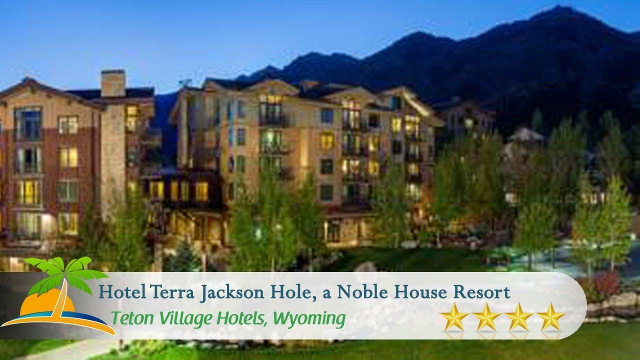 Hotel Terra Jackson Hole, a Noble House Resort - Teton Village Hotels,  Wyoming