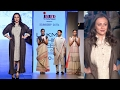 Imran Khan Wife Avantika Malik Khan At Lakme Fashion Week DAY 1 | FULL EVENT