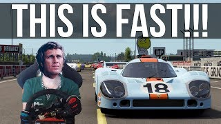 This Version Of Le Mans Is Awesome!!! | Spirit Of Le Mans DLC