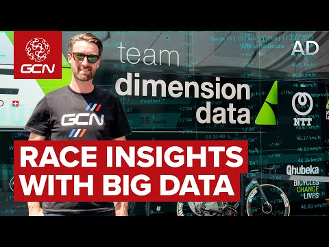 Real Time Race Analysis | How Big Data Is Used At The Tour de France