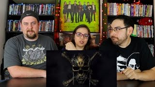 Pirates of the Caribbean DEAD MEN TELL NO TALES - Teaser Trailer Reaction