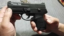 SIG SAUER P250 SUB COMPACT 9MM