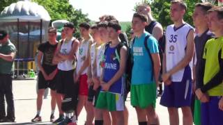 "Южный. Стритбол УСЛ Открытие ""Khimik Streetball Party vol. 8. 28.05.2017"