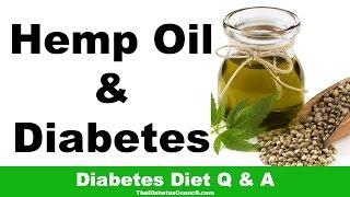 Is Hemp Oil Good For Diabetes?