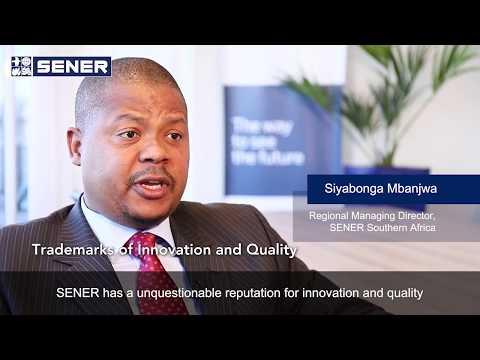 SENER South Africa corporate video