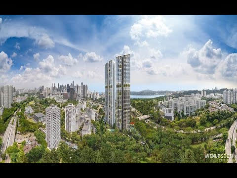 Prestige & Luxury at Avenue South Residence