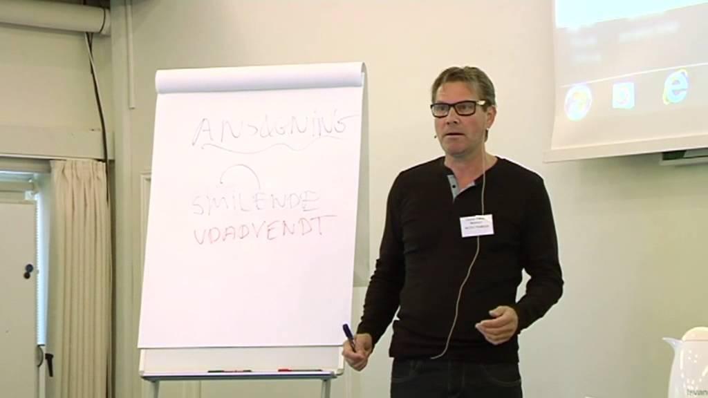 Carsten Kiørbye Bertelsen, IBC - HOLD FAST temadag