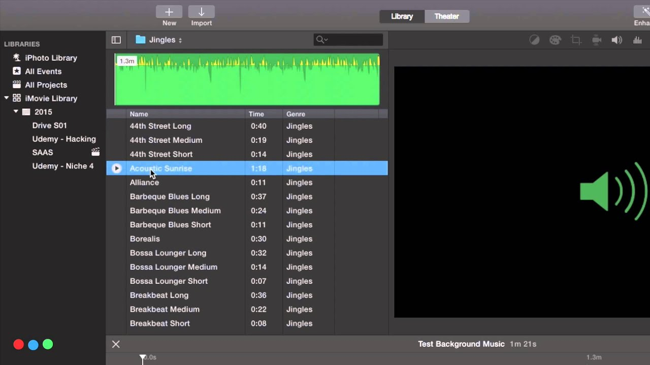 How to Add Background Music in iMovie (The Easy Way)